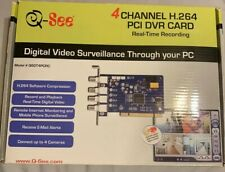 QSDT4PCRC 4 Channel Camera Card For PC