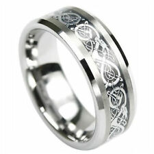 Tungsten Jewellery without Stone for Men