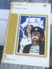 THE SHORE OF LOVE BY OLES HONCHAR  1980  PROGRESS PUBLISHERS ILLUSTRATED HC ED