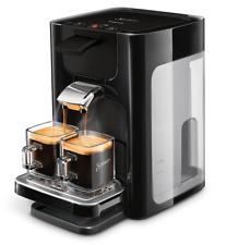 Philips Senseo Kaffee Boost Tech Quadrante Kaffeepadmaschine XL-Wassertank NEU