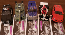 Transformers 2007 Deluxe Decepticons Lot of 5! 100% Complete w/ instructions!!!