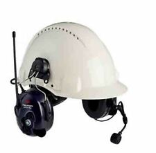 3M PELTOR LiteCom Plus, 33dB, Helmet Mounted, MT7H7P3E4410-EU Free UK