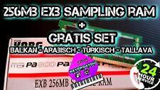 Korg Keyboard 256mb sample RAM Memory + GRATIS SET! Korg pa800 pa2x pa3x m3