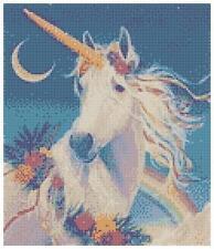 Unicorn 4 - 14 Count Cross Stitch Kit