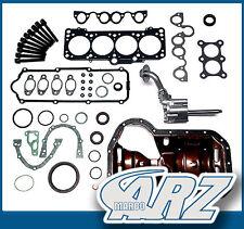 Motordichtsatz + Ölhobel und Ölpumpe verstärkt VW G60 1.8 PG Corrado Golf Passat