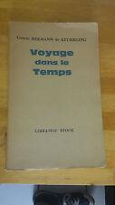 Voyage dans le temps - Comte Hermann de Keyserling - Stock (1961)