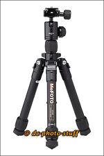 "MeFoto DayTrip A0320Q00 Compact Tripod Kit BLACK * 9.4"" Folded / 24"" Opened"