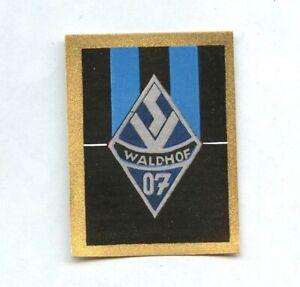 altes Kurmark Fußball Sport Wappen Sammelbild von 1931 , SV Waldhof Mannheim