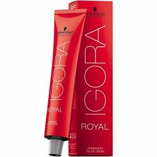 Schwarzkopf Igora Royal Permanent Hair Color 60ml (BIG SALES) (one tube)