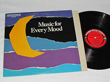 MUSIC FOR EVERY MOOD LP Columbia Special Products CSPS-399 Jazz DAVE BRUBECK+