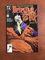 Detective Comics #604 (1989) 7.5 VF DC Key Issue Comic Book 1st Mud Pack