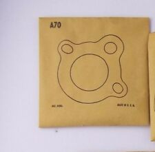 Water Neck /Outlet Thermostat Gasket; Fits Various Vehicles; 1964-1991  #A-70