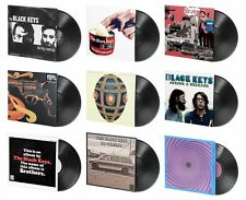 BLACK KEYS - Complete, Studio, Vinyl Albums - 10 LP's + 1 EP - 8 albums 104songs