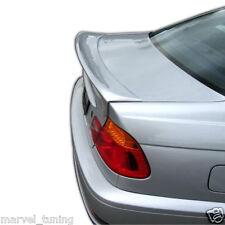 REAR BOOT TRUNK SPOILER DUCKTAIL BMW  E46 'M3 CSL LOOK' - 4 DOOR SALOON