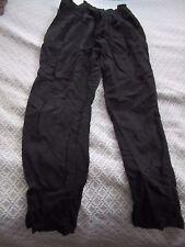 Women's 100% Rayon black pant by silence+noise size 4