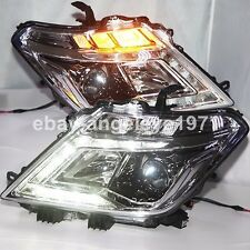 2010-2014 Year LED Headlights For Patrol LED Front Lights