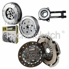 NATIONWIDE 2 PART CLUTCH KIT AND LUK DMF WITH CSC FOR FORD FUSION ESTATE