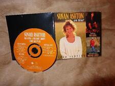 SUSAN ASHTON Remember Not/WES KING John & Martin Luther/MICHAEL JAMES Radio CD!