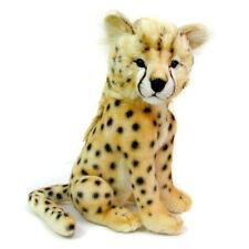 Cheetah Cub big cat collectable plush realistic soft toy by Hansa - 32cm - 2992