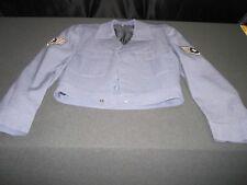 Vtg Vietnam era Us Air Force Usaf 1949 jacket, wool , blue 40R ~ 4762