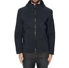 New Maunakea Surf & Hi-tech Inspiration Jacket Neoprene Black Italy Made Sz 50/L