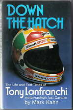 Down The Hatch The Life and Fast Times of Tony Lanfranchi  by Mark Kahn pub 1980