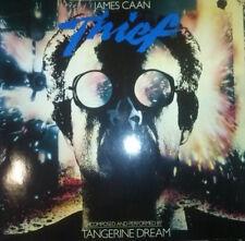 Tangerine Dream – Thief - 1981 - 1st Netherlands Press A1/B1 - Near Mint - RARE