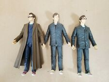 "Doctor Who - Lot Of 3 10th Doctor (David Tennant) 5"" Figures"