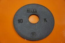 Schleifscheibe Niles 10K 200x8x51 Schleifmaschine Schleifkörper