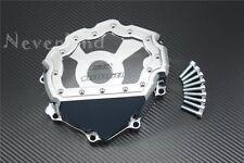 Motorcycle Engine Stator Cover Left Side Honda CBR1000RR 2008-2010 2009 Chrome