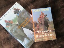 More details for mark shand (brother of the duchess of cornwall) hand signed paperback book
