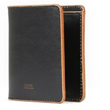 NEW YOSHIDA PORTER FOIL WALLET 195-01333 Black With tracking From Japan