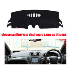 Car Dashmat Dashboard Dash Mat Cover For Ford Mondeo Mk4 MA-MB-MC 2007-2012