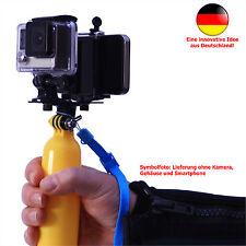 net4web-dive'n'display - Schwimmgriff - für GoPro und Smartphone