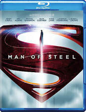 Man of Steel (Blu-ray Disc, 2013)