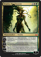 Vraska the Unseen x4 PL Magic the Gathering 4x Return to Ravnica mtg card lot