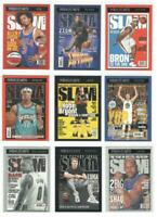 2020-21 Hoops SLAM Complete Insert Set (20) Rare LeBron Kobe Trae Doncic Zion Ja