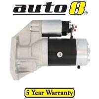 Starter Motor to fit Nissan Patrol GQ GU Y61 4.2L Diesel & Turbo TD42 & TD42T