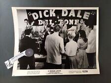 Original 1960's 8 x 10 Publicity Photo Dick Dale Del-Tones A Swingin' Affair #2