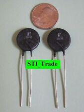 2X 14A 4 Ohm  ICL Thermistor Ametherm SL22 4R014 Also SG32 & SG330
