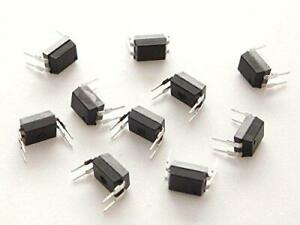 10 x PC817C Optocoupler Photocoupler DIP-4 20mA CTR: 200-400