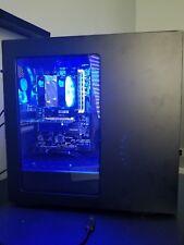 Fortnite Gaming PC Core i5 MSI GTX1060-6GB 8GB Ram SSD 1200W PSU Win 10