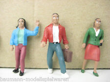 Bachmann Spur-0-Figuren 2730 - 6 stehende Figuren, Reisende