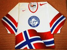 Norway, Norge Vintage Hockey Jersey by Nike, Size  - Mens Medium, 178