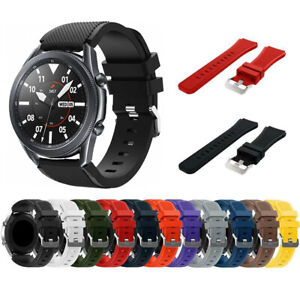 US Silicone Quick Release Band Sport Strap For Samsung Galaxy Watch 3 45mm (New)