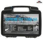 Supreme Fly Fishing Tying Material Tool Kit Set ~ NEW