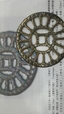 Very Rare Old Tibetan Buddhism Amulet Very Good Perfect Sky Iron Thogchag
