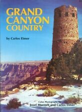 GRAND CANYON COUNTRY ~ Carlos Elmer ~ 1977 SC