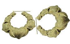 10KT Yellow Gold Hoop Earrings
