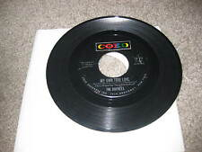 The Duprees; My Own True Love on  45